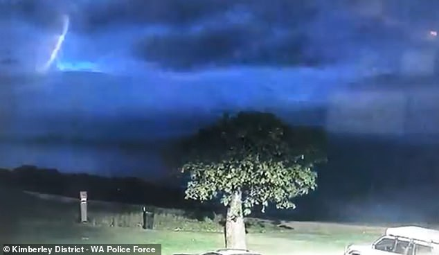 'We may not be alone': Police release eerie footage of a UFO-like object hovering in the sky 93