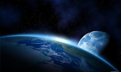 Our Moon Lies INSIDE Earth's Atmosphere as Revealed by Previously Unexamined Data 91