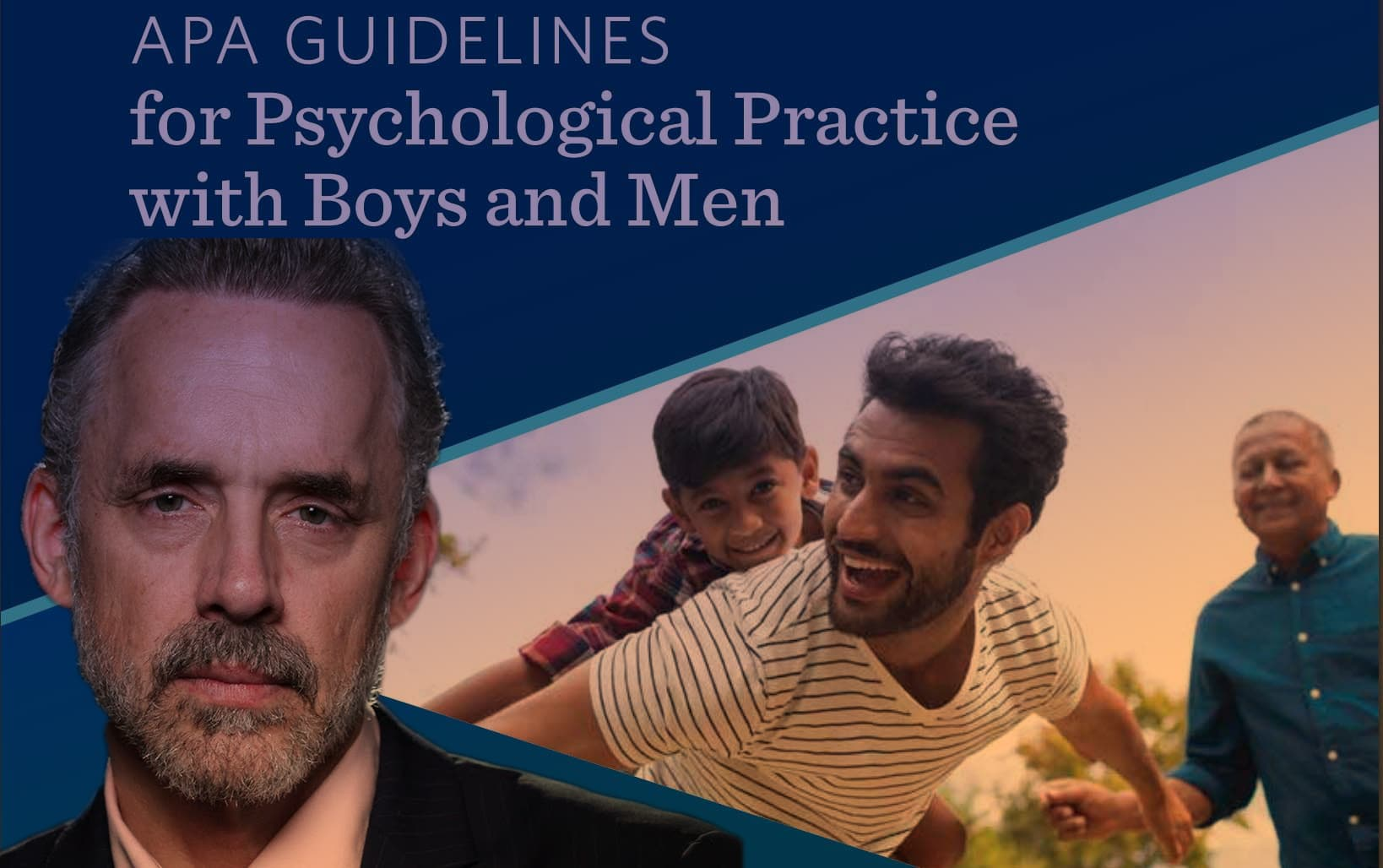 Jordan B Peterson: Comment on the APA Guidelines for the Treatment of Boys and Men 92