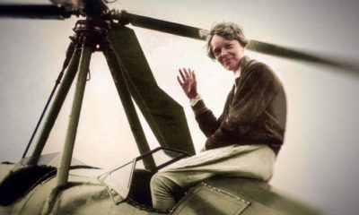 New Analysis of Old Film Footage May Solve Amelia Earhart Disappearance 87