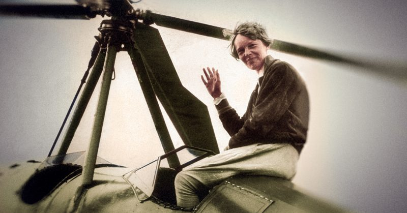 New Analysis of Old Film Footage May Solve Amelia Earhart Disappearance 5