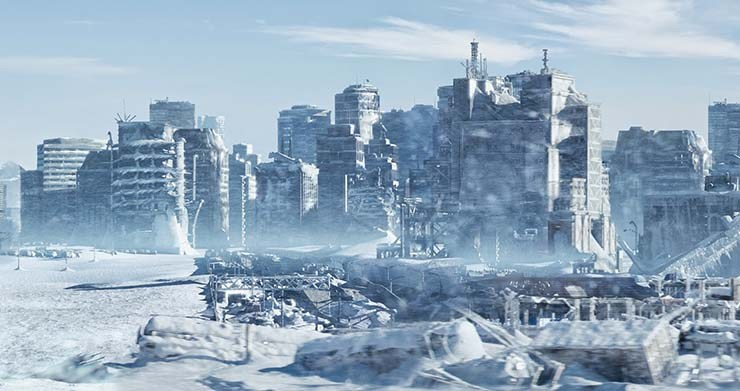 New ice age has begun - Scientists warn that a new Ice Age has begun