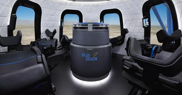 "New Shepard Will Launch First People Into Space ""This Year"" 18"