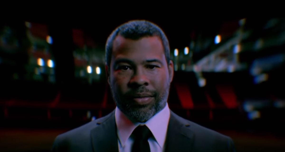 Jordan Peele Enters the Twilight Zone in Eerie Teaser 86