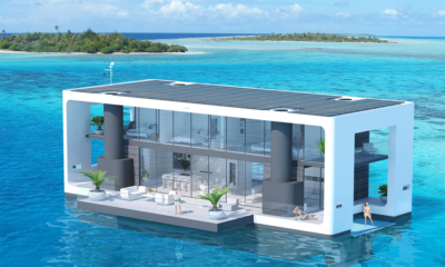 Ride out Climate Change in This $5.5 Million Self-Sustaining Yacht 86