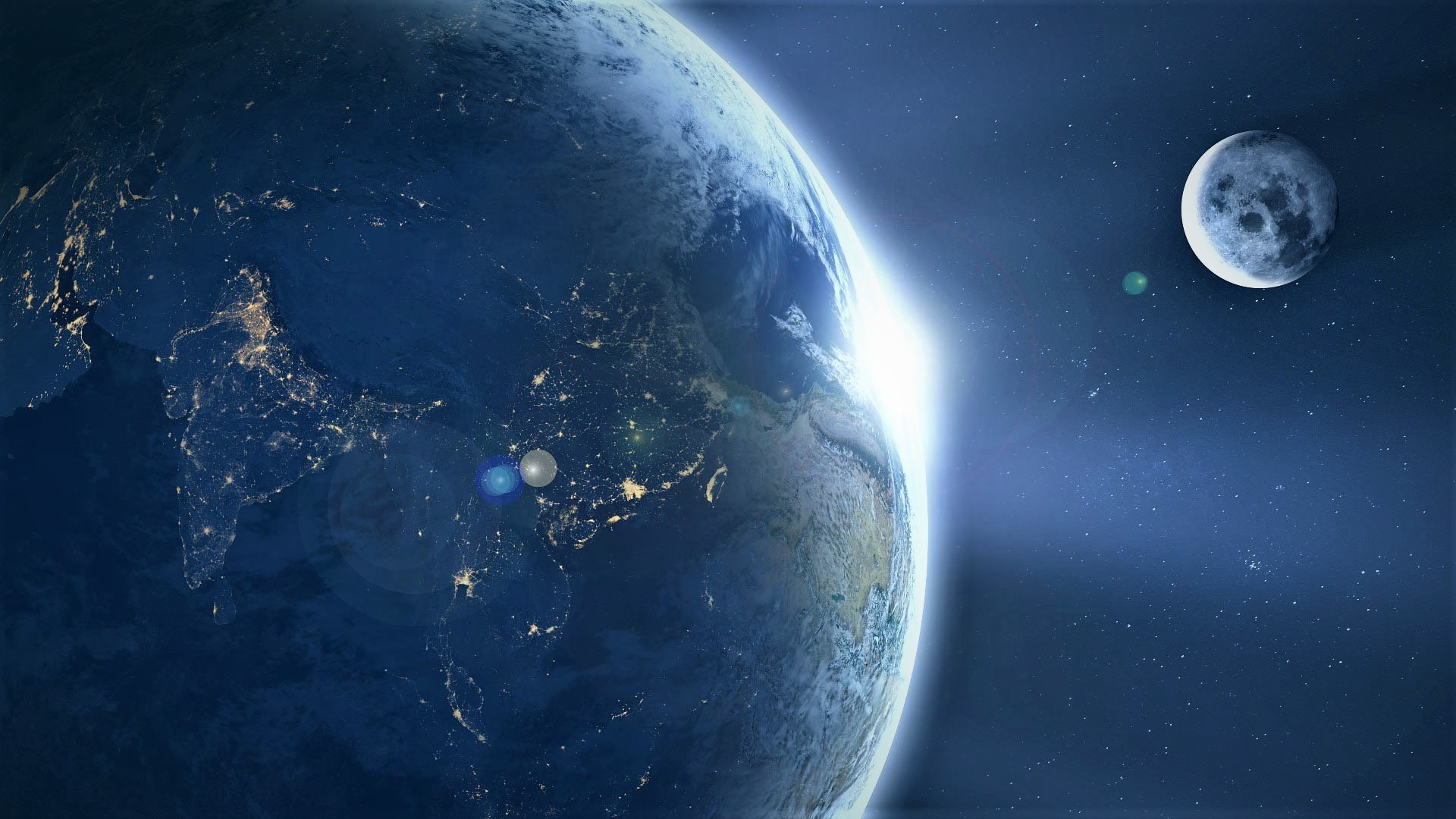 New finding shows that man never left Earth's atmosphere 14