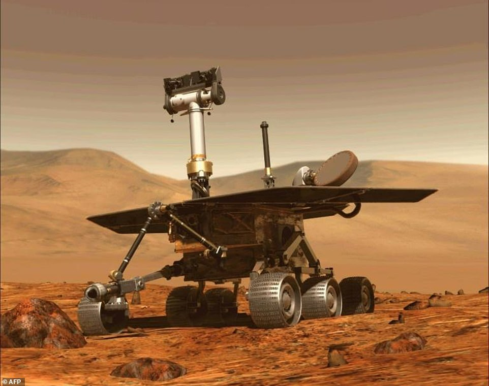 NASA confirms Mars Opportunity Rover is dead after 15 years on the red planet 3