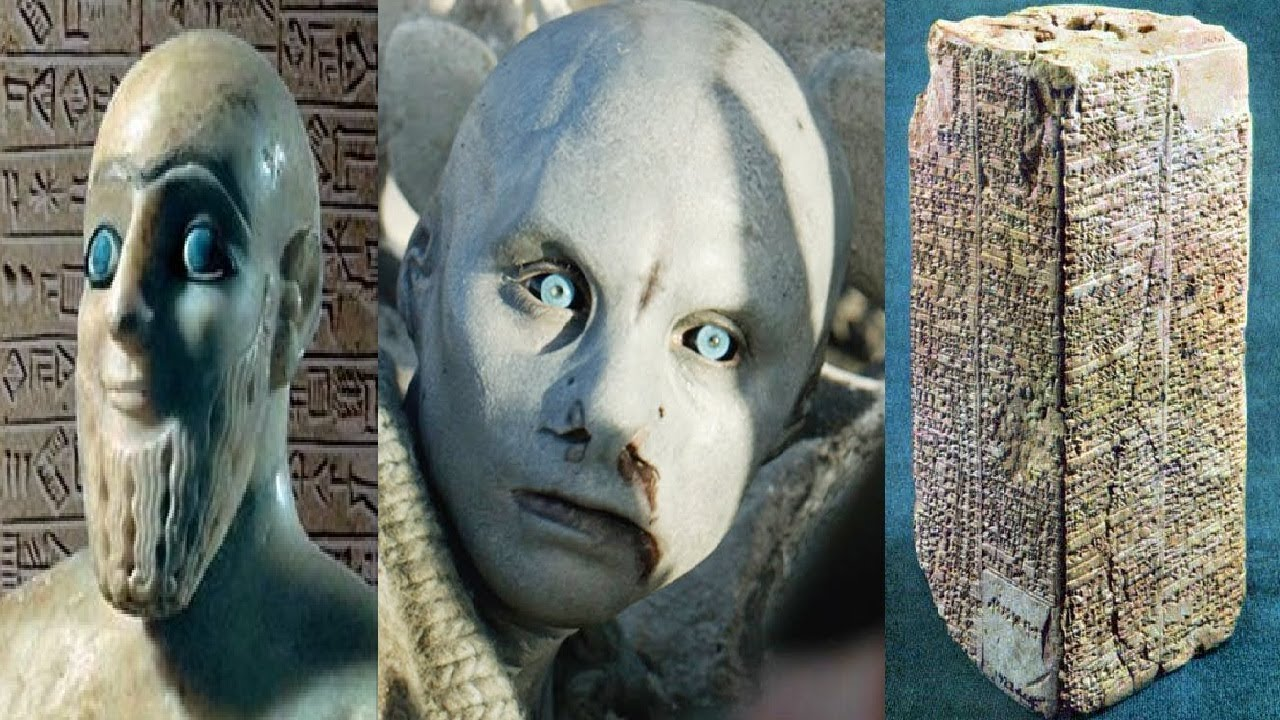Sumerian Anunnaki Archaeological Discoveries, Artifacts, and Recovered Records DOCUMENTARY 1