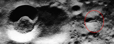 UFO On The Moon That Can't Be Explained 20