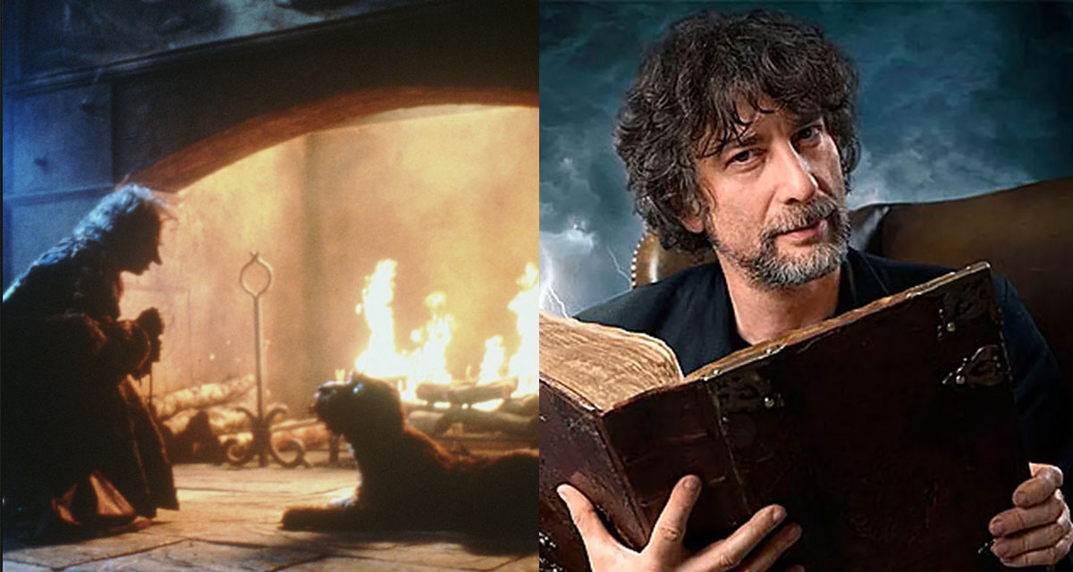 Neil Gaiman is Breathing New Life Into Jim Henson's Storyteller 58