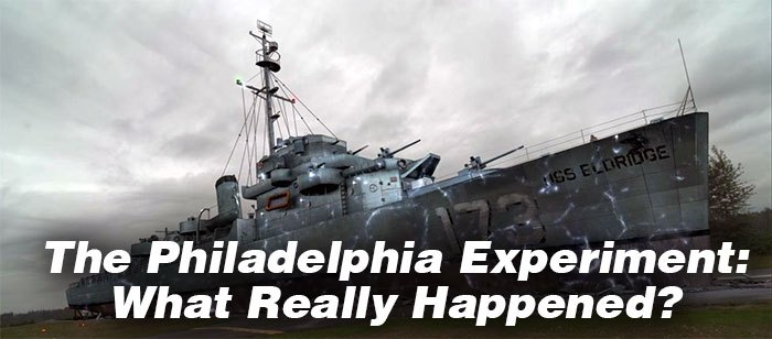 Philadelphia Experiment : An Invisible Boat that traveled in Time thanks to Einstein? 98