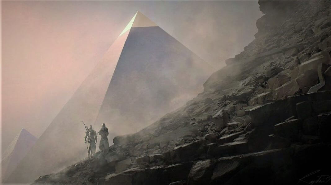 They discovered a great pyramid of 28,000 years in Indonesia 90