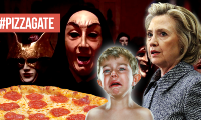 PizzaGate: The pedophile scandal of the American elites 95