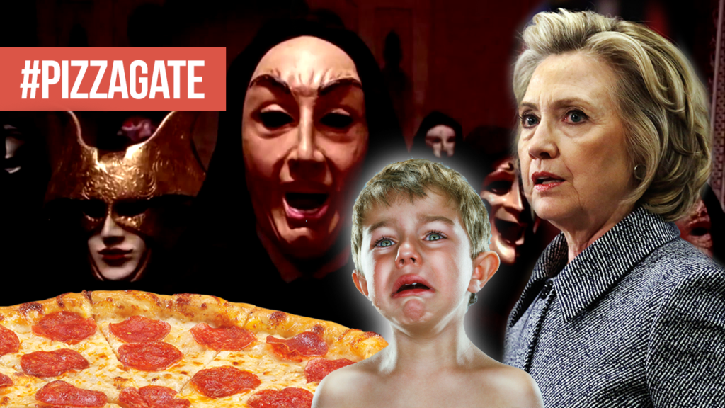 PizzaGate: The pedophile scandal of the American elites 1