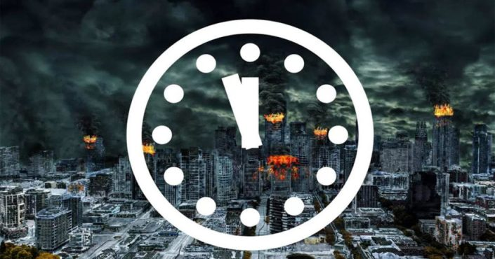 Clock of the Final Judgment