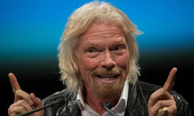 Richard Branson to fly into space in JULY aboard his Virgin Galactic spaceship. 103