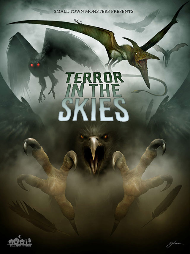 Terror in the Skies documentary by Small Town Monsters