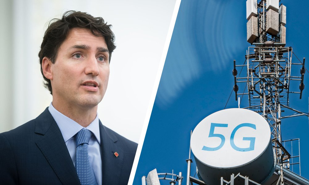 Canadian Prime Minister Justin Trudeau Completely Ignores Serious 5G Health Hazards 1