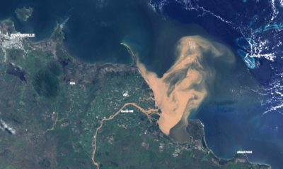 The Great Barrier Reef Was Just Hit by a Flood of Polluted Water Visible From Space 89