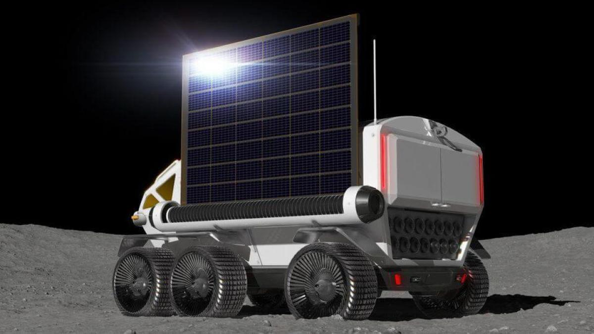 Toyota Reveals 'Self-Driving Electric Moon Car' As Japan Prepares To Land Astronauts On The Moon 9