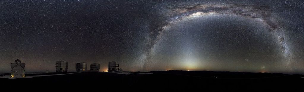Are We In A 'Galactic Zoo' Protected By Aliens? Scientists Meet To Investigate The 'Great Silence' 101