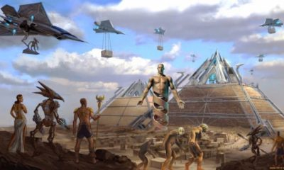 Anunnaki Visitors from the Stars May Have Jump Started Humanity 89
