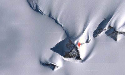 Oldest pyramid on Earth is hidden in Antarctica claims researcher 89