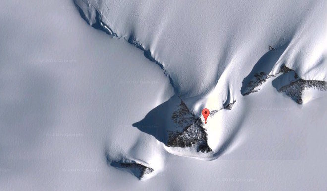 Oldest pyramid on Earth is hidden in Antarctica claims researcher 40