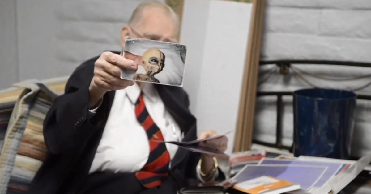 Area 51 Scientist Reveals On Deathbed: UFOs Are Real & Aliens Work For US Government 45
