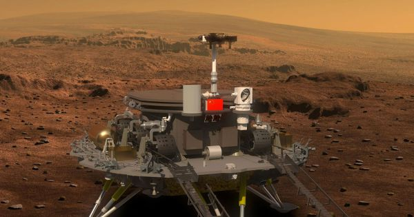 China Plans to Launch a Mars Rover Next Year 86