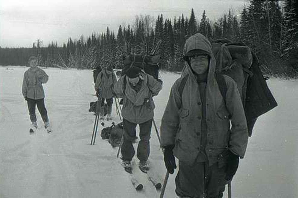 Drone films site of mysterious death of Russian hikers 60 years ago as probe reopened 1