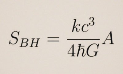 Stephen Hawking Requested This Equation to the Universe On His Tombstone 92