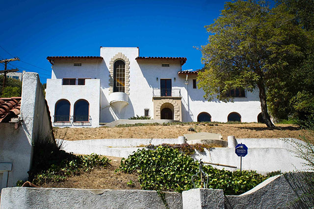 Los Feliz murder mansion