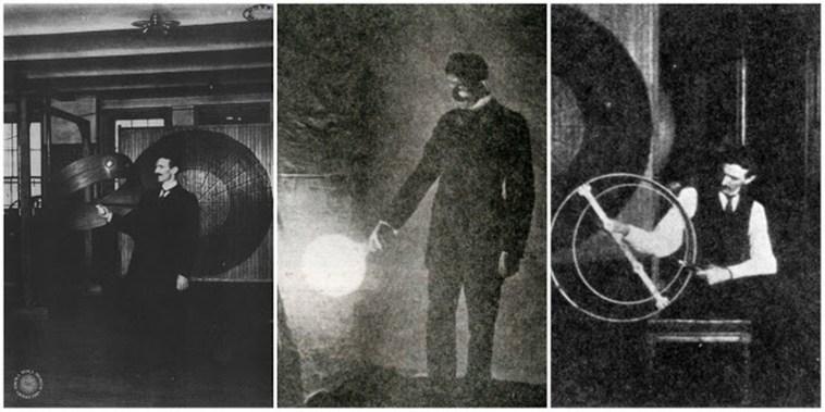 25 Unique and fascinating images of Nikola Tesla 3