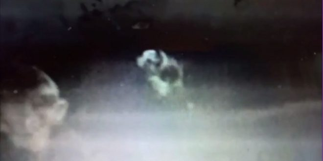 A ghost imp is captured on CCTV at a haunted Sussex Pub 7