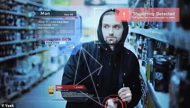 Japanese company creates AI that can spot shoplifters before they steal 88