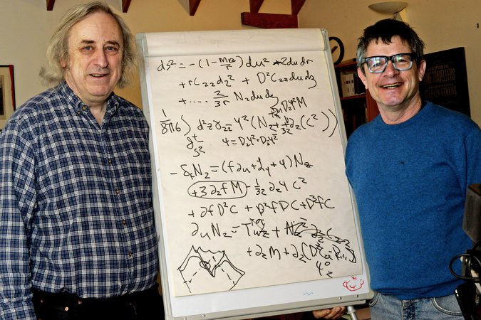 Stephen Hawking Requested This Equation to the Universe On His Tombstone 95