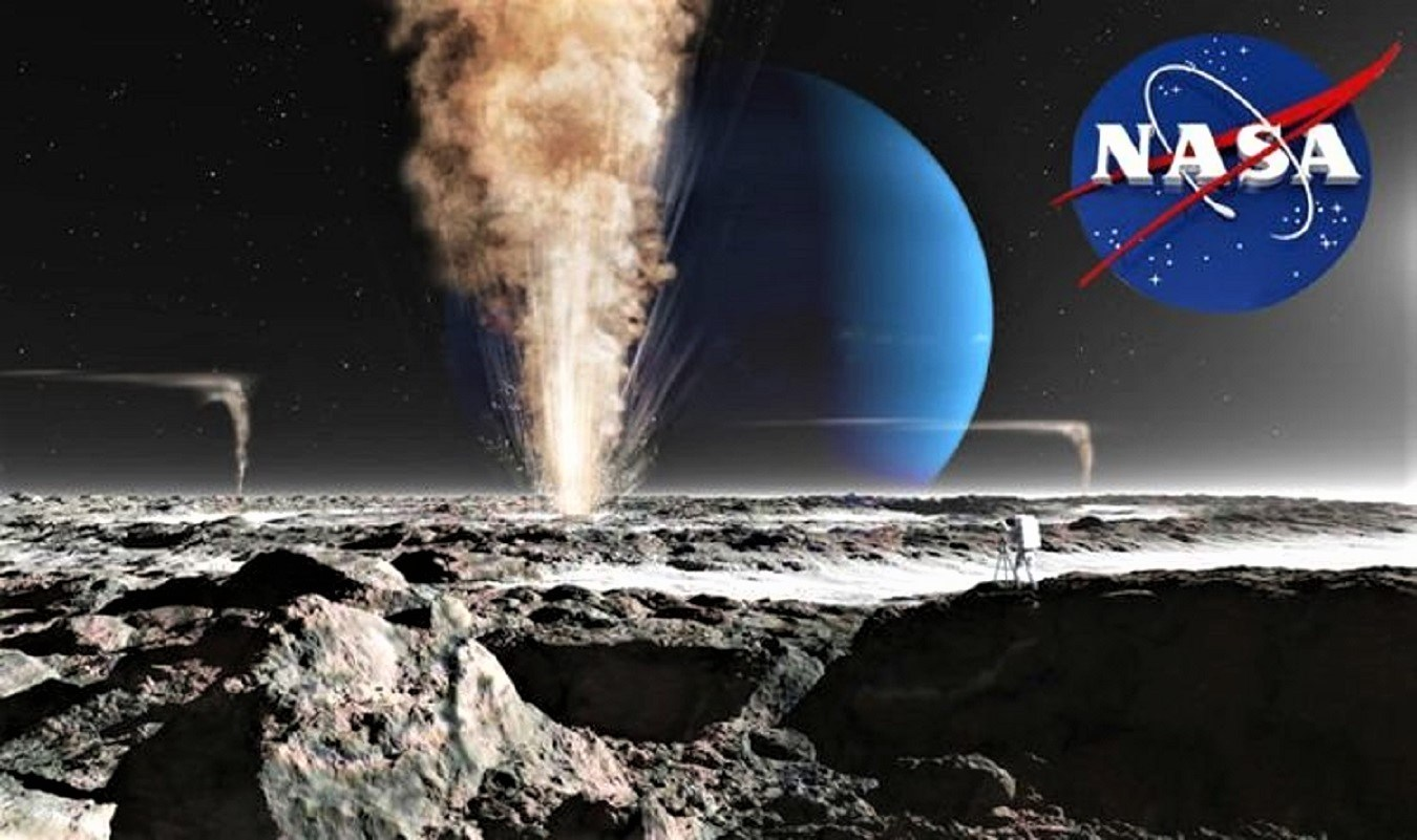 Mission to Triton: the new and exciting destiny of NASA 86