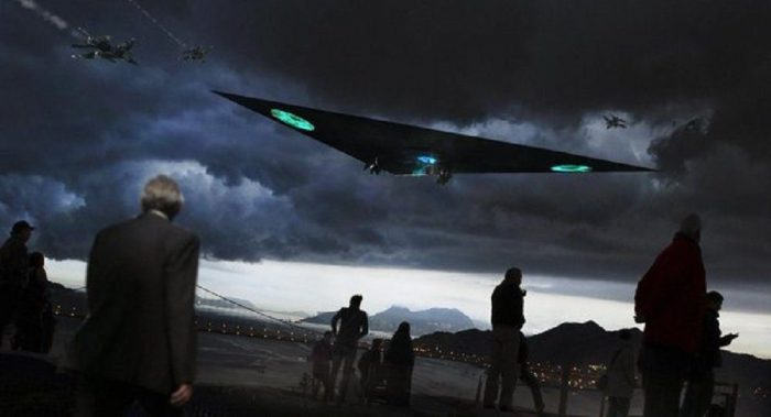 UFO Investigator Claims US Navy Designs UFO-Like Craft in Secret 1