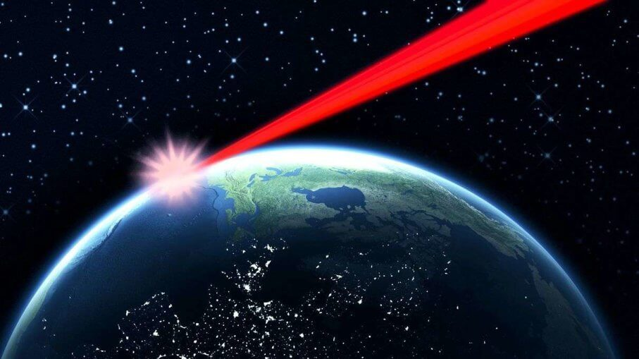 'Laser Cloak' Could Hide Earth from Evil Aliens 8