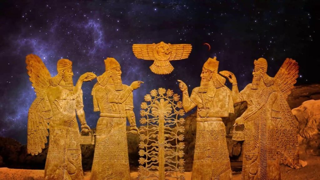 "The biggest secret that the pentagon hides: ""The Anunnaki are returning to Earth"" 96"