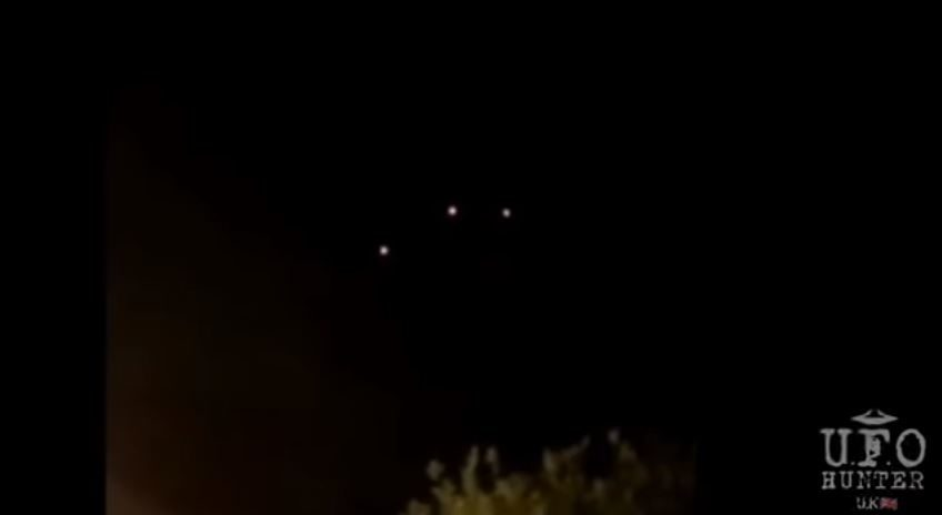 Secret US aircraft or UFO? San Antonio woman films mysterious 'craft' flying over neighborhood 24