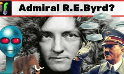 Admiral Richard E Byrd. The man who found the entrance to hollow earth? 98