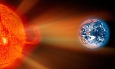 Solar Storm Possible for Earth over Easter Weekend 97