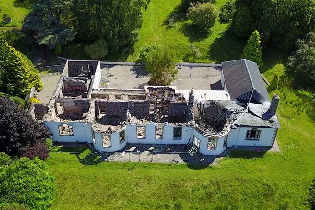 Ruins of Boleskine House