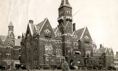 Creepy Ghost Places: Danvers State Hospital 104