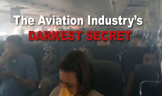 """Asbestos of the Sky"" – The Aviation Industry's Darkest Coverup 7"