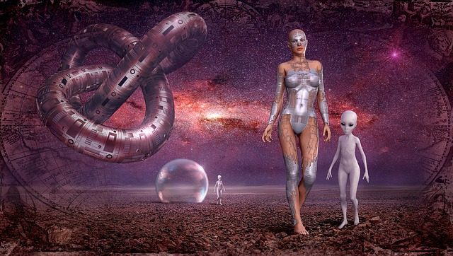 U.S. Presidential Candidate Addresses Questions About Extraterrestrial Invasion 9