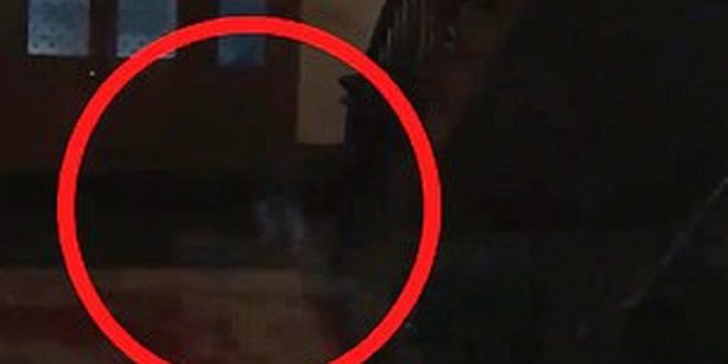 Ghost of children wearing white socks were spotted at the Myrtles Plantation in Louisiana 88