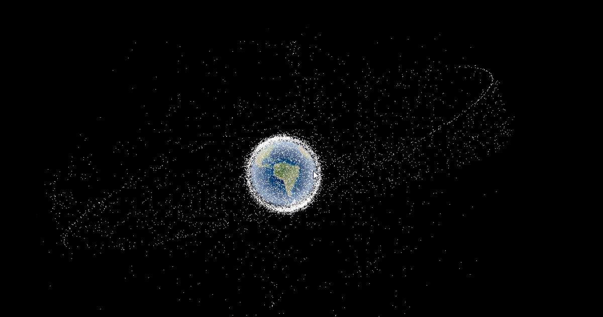 """India Blew up a Satellite. Now A """"Space Fence"""" Is Tracking Its Debris 1"""